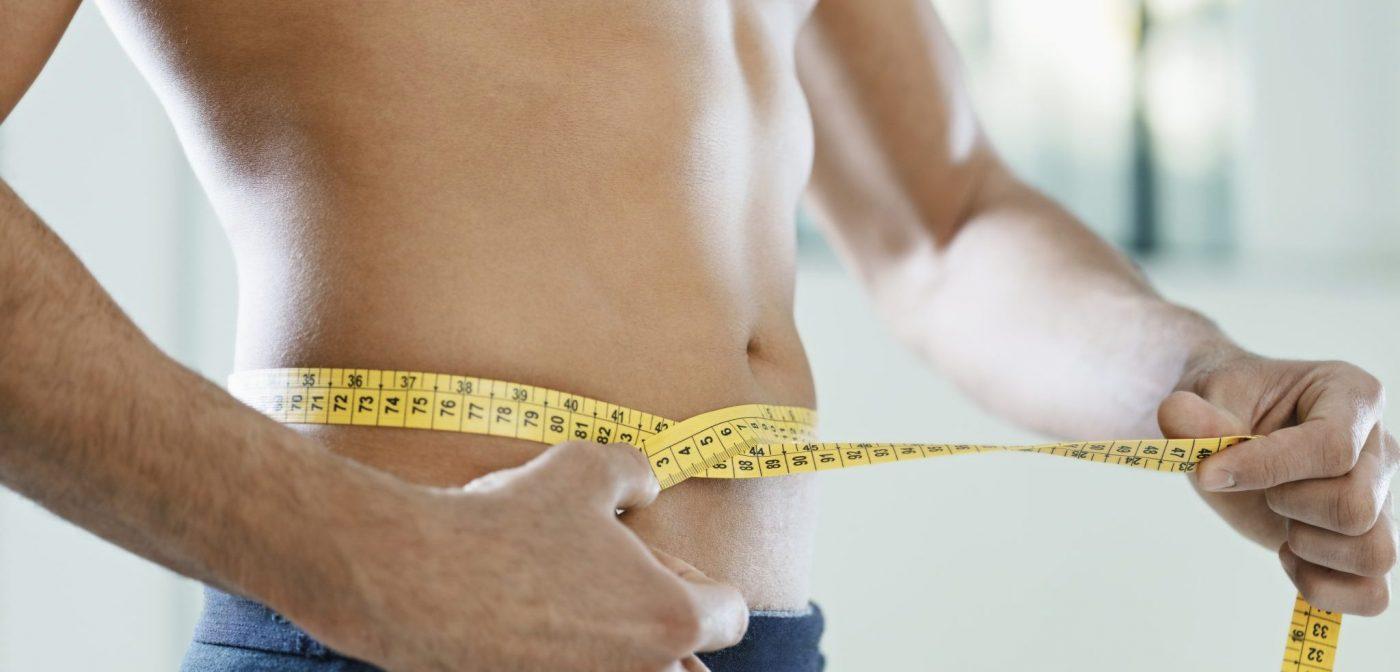 Männerbrüste loswerden - mit einem hohen Testosteronwert schmilzt das Fett