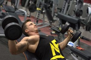 Gynäkomastie entfernen ohne OP - durch Kraftsport